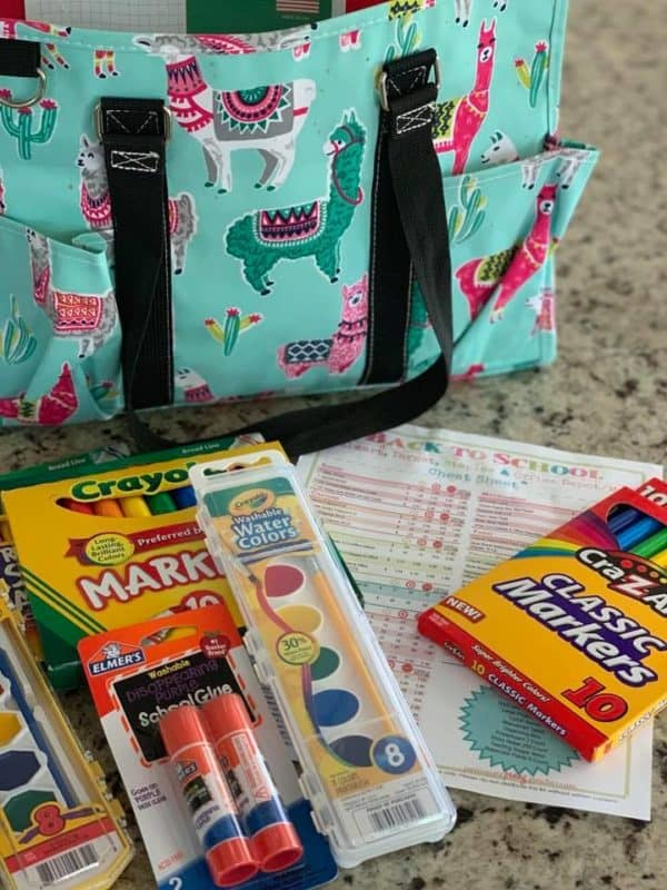 back to school deals weekly ad roundup