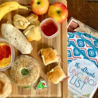 School Lunch Ideas for Kids + FREE Printable!