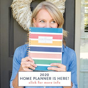 The 2020 Home Planner is HERE! Click for more info.