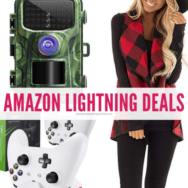 Today's Top Amazon Lightning Deals