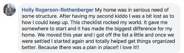 Facebook Testimonial 2