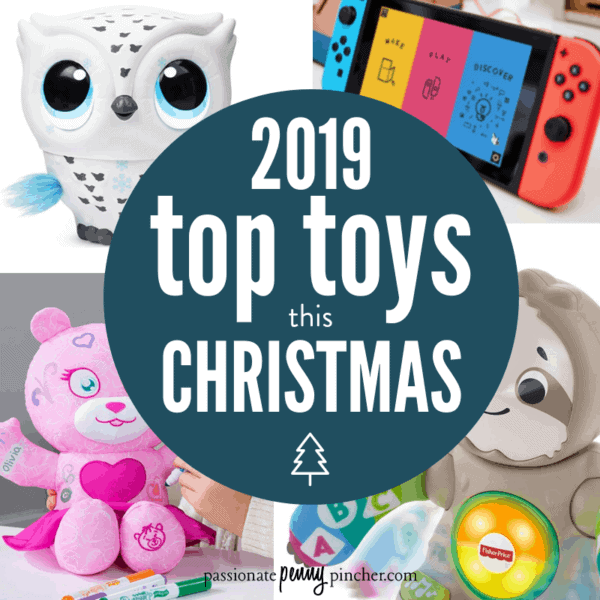 Top Toys 2019 Christmas.28 Top Toys For Christmas 2019 For 2019 Get The Hottest