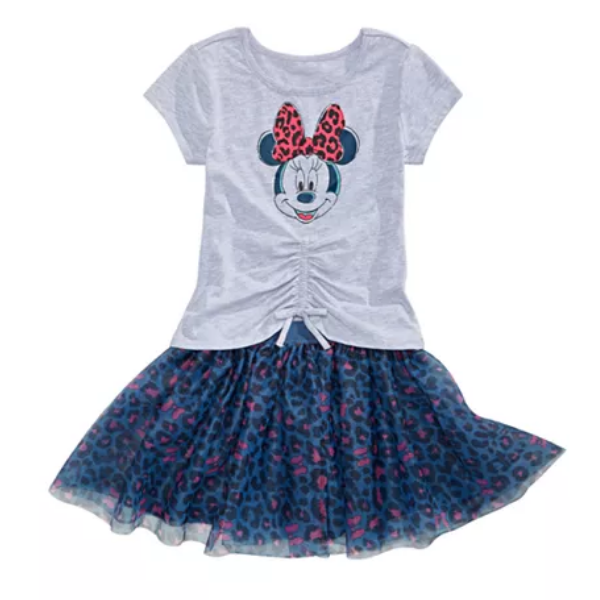 Disney Skirt Set