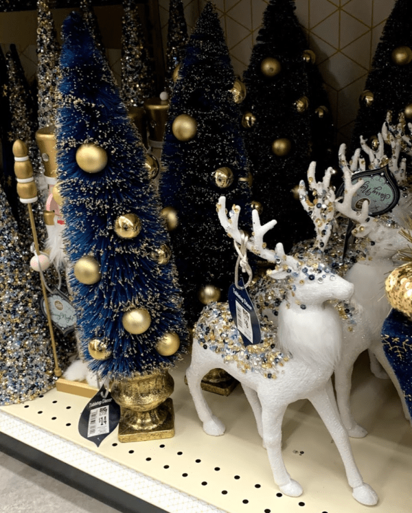 Big Lots Christmas Collection Starry Night Is So Pretty