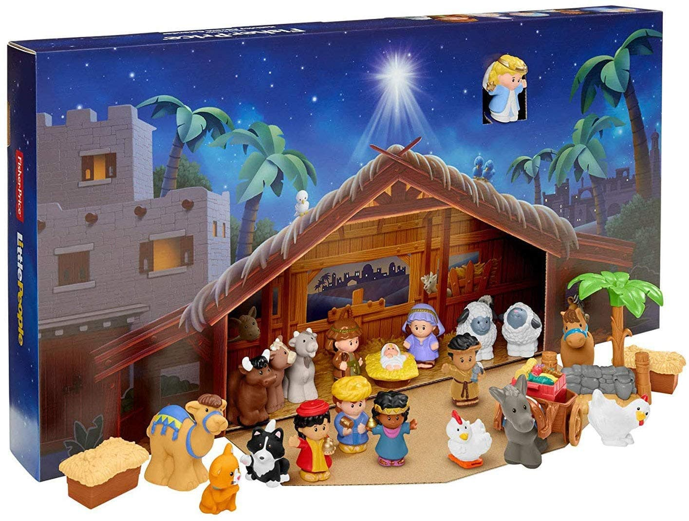 Fisher-Price Nativity Advent Calendar