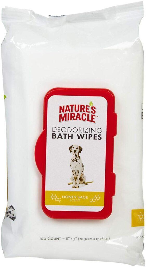 Deodorizing Pet Wipes
