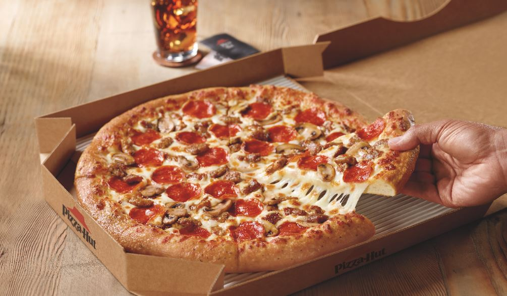 Pizza Hut Coupon