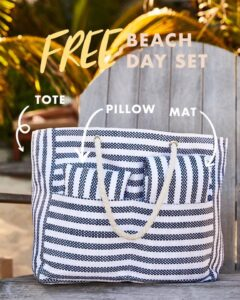 free tote at dsw