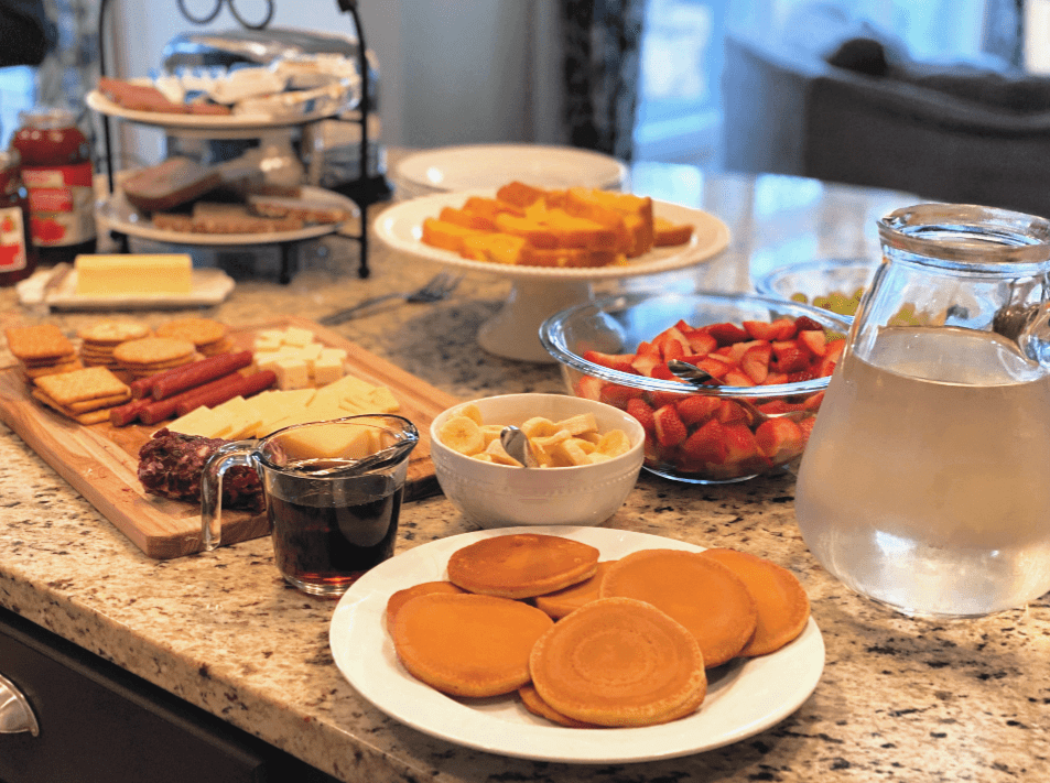 Easy Brunch Ideas Our Family Loved