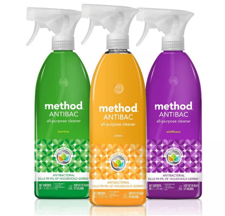 method cleaner