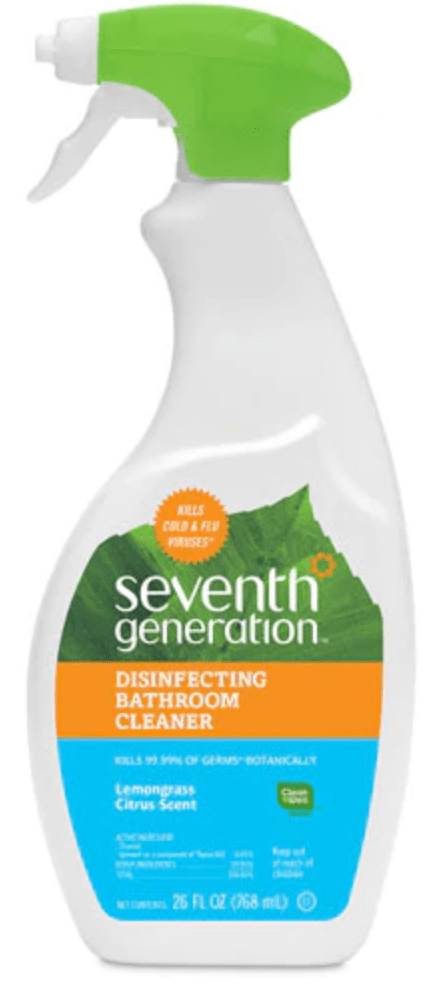 seventh generation cleaner