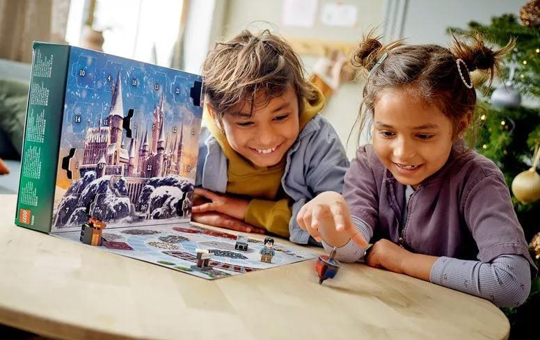 Harry Potter LEGO Advent Calendar 2021