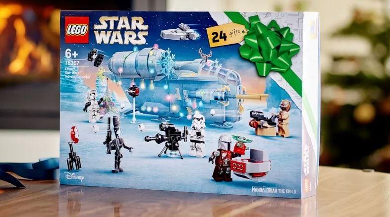 Star Wars LEGO Advent Calendar 2021