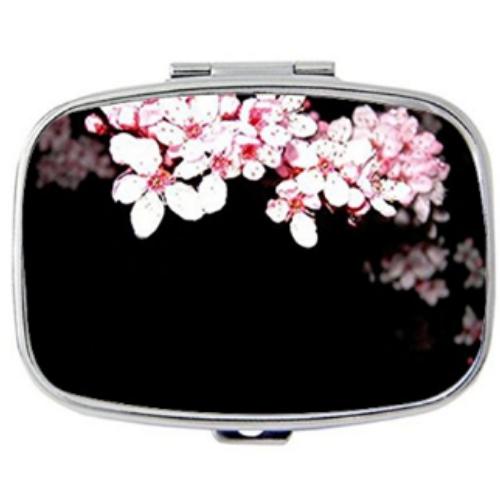 Cherry Blossom Pill Case