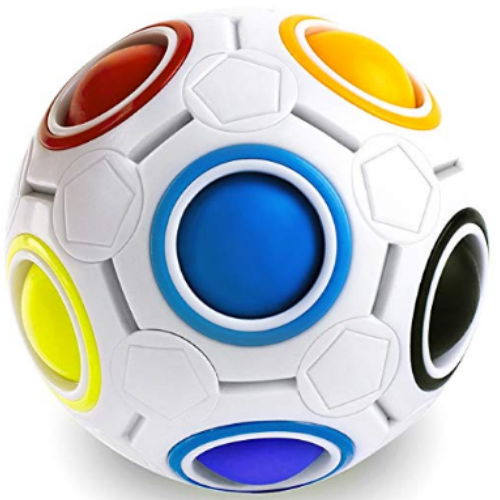 Rainbow Ball Fidget Toy