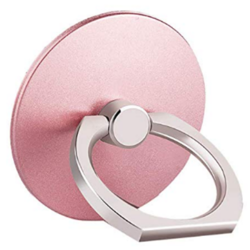 Rose Gold Ring Stand Phone Holder